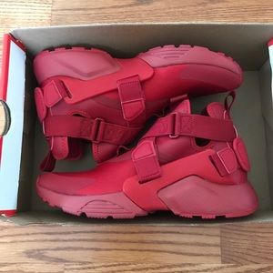 New Nike Huarache City Big Kids Sneakers